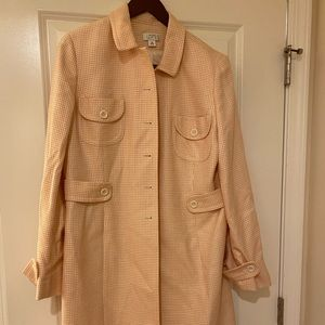 Spring Ann Taylor trench coat